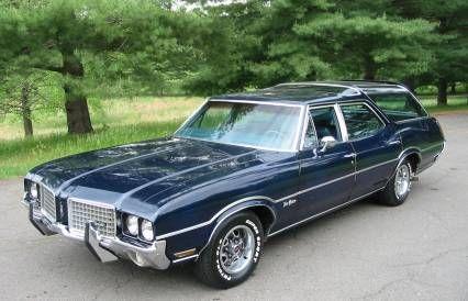 1972 Oldsmobile Vista Cruiser Station Wagon For Sale | OldRide.com