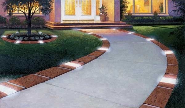 1000 Images About Paver Lights On Pinterest Home