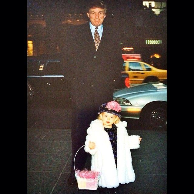 PHOTOS- Qui est Tiffany Trump, la fille mal-aimée de Donald Trump? - Gala