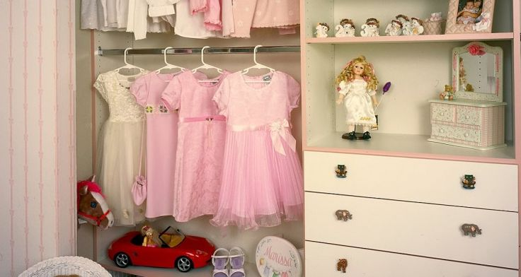 Top 11 Child Closet Organization Ideas