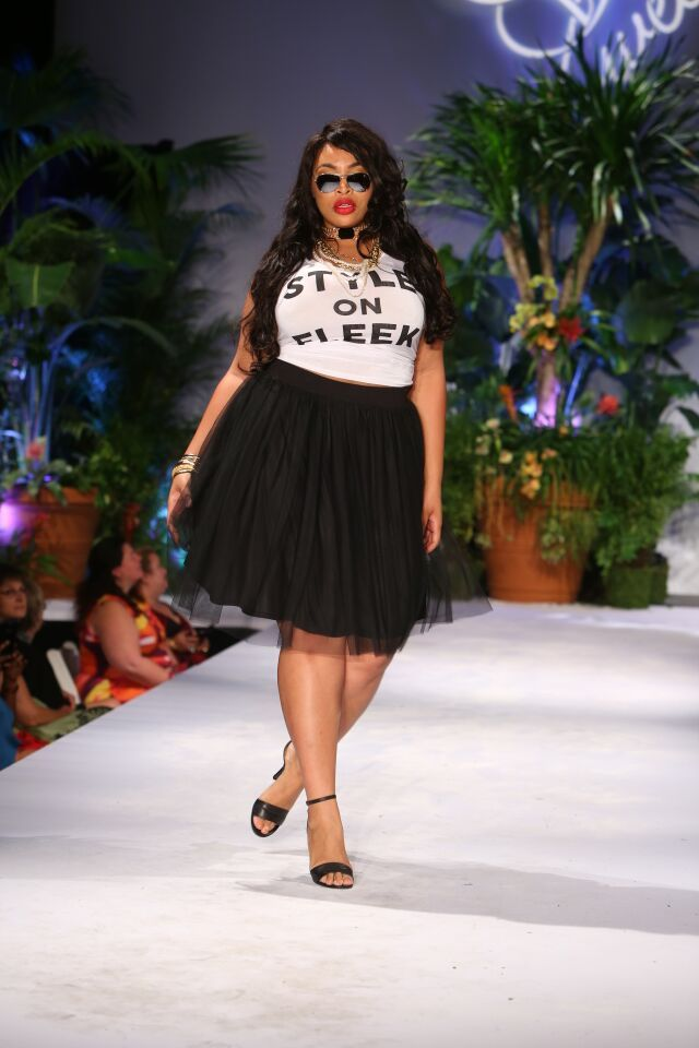 112 best Full Figured Fashion Week 2015 #FFFWeek images on ...