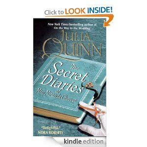 Amazon.com: The Secret Diaries of Miss Miranda Cheever (Bevelstoke) eBook: Julia Quinn: Books