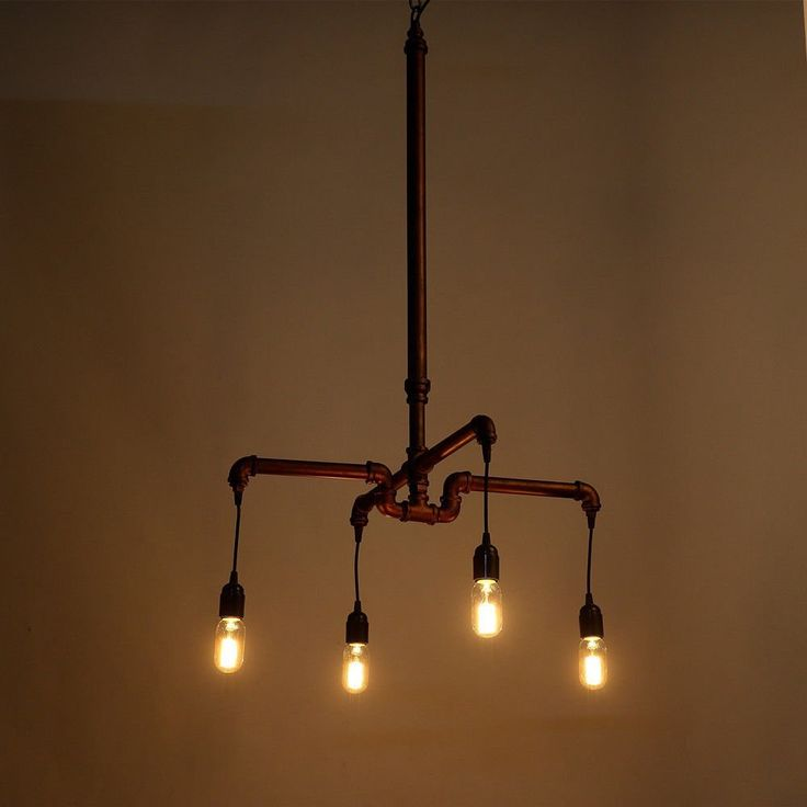 ber ideen zu edison lampe kronleuchter auf. Black Bedroom Furniture Sets. Home Design Ideas