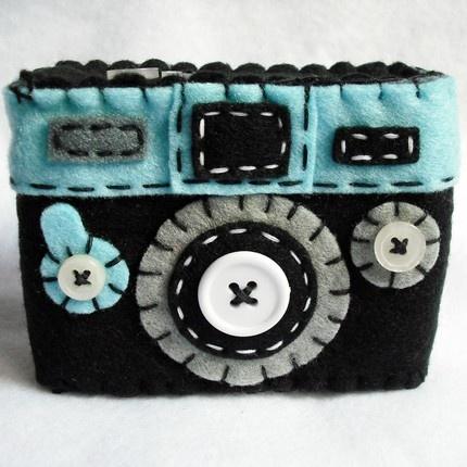 Felt Camera case