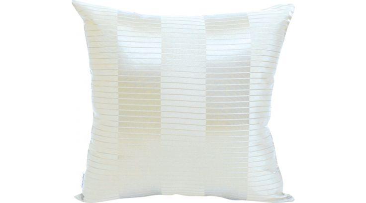 ANTWERPEN NATÚR Fehér díszpárnahuzat 45x45 cm, Diszparna.com I Díszpárna webáruház