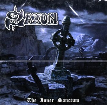 SAXON - THE INNER SANCTUM / CD
