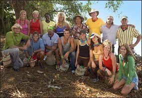 Contestants of Survivor: Panama (Exile Island)