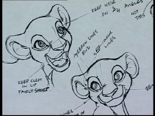 Lion King concept art Nala character sheet ★    CHARACTER DESIGN REFERENCES   マンガの描き方 • Find more artworks at https://www.facebook.com/CharacterDesignReferences http://www.pinterest.com/characterdesigh and learn how to draw: #concept #art #animation #anime #comics    ★