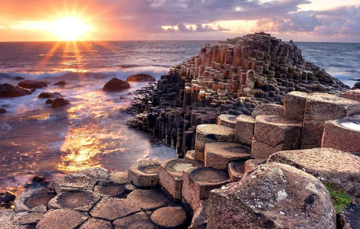 Chaussée des Géants, Irlande