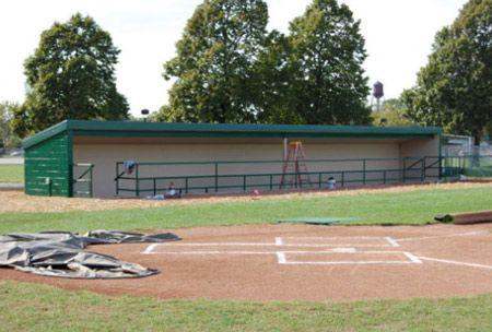 baseball dugout design ideas - Google Search   PCA Baseball ...