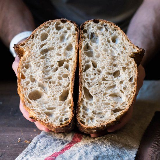 My Best Sourdough Recipe
