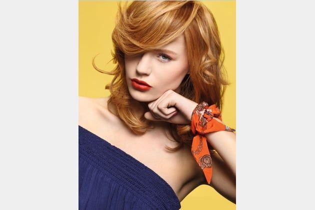 Le Blond V 233 Nitien De Camille Albane Couleur Magnifique Pinterest Camille Albane Les