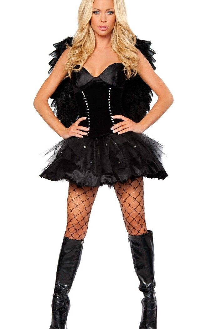Sexy Dark Angel Costume | Halloween | Pinterest | Sexy ...