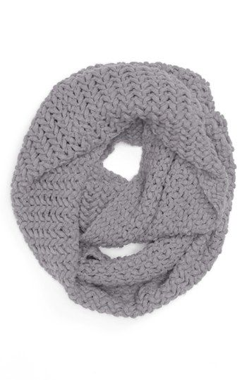 David & Young Knit Infinity Scarf (Juniors)   Nordstrom