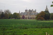 Christ Church, Oxford - Wikipedia, the free encyclopedia