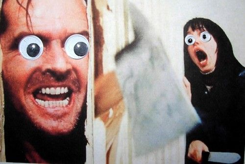 Cross Eyed Funny Looking Funny Memes About: Googly Eyes Shining :)