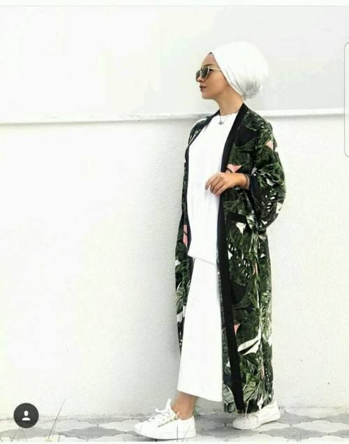 Summer maxi skirts and wide pants with hijab – Just Trendy Girls