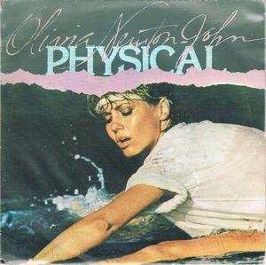 "Olivia Newton-John - Physical (Vinyl 7"") 1981 Portugal"