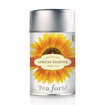 Tea Forte African Solstice Loose Leaf Herbal Tea 100g - Yuppiechef
