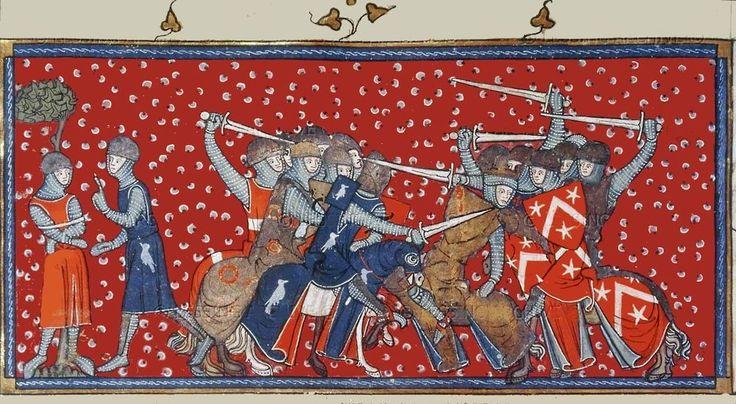 Tapisseries murales -medievale