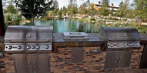 Outdoor Kitchen Deep Fryer Built In – Wow Blog