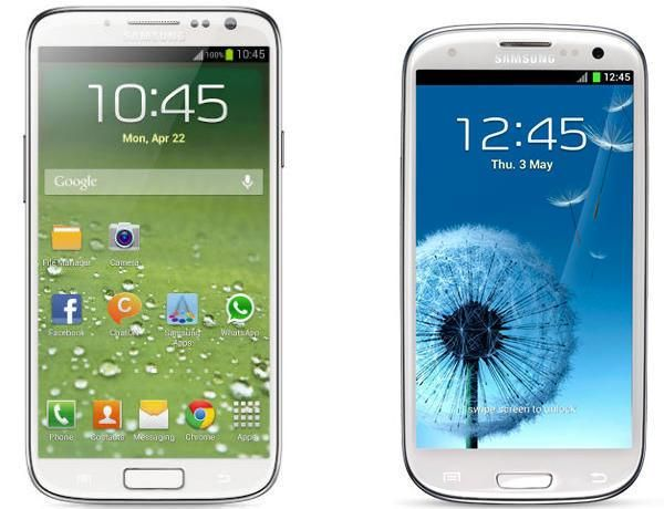 New Galaxy S IV