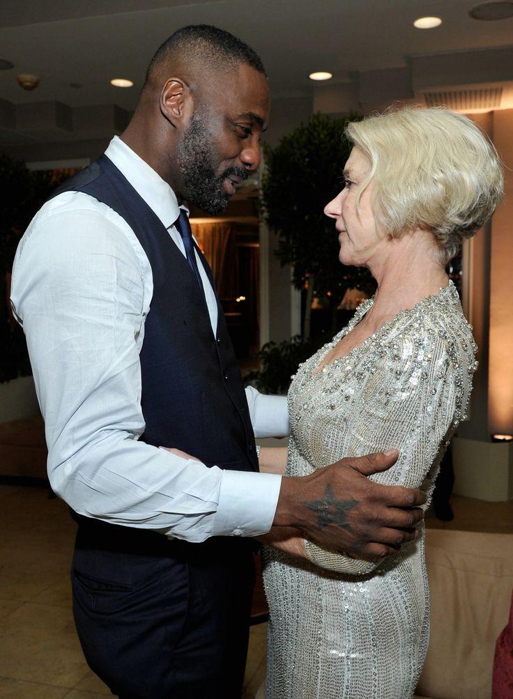 27 fotos de Idris Elba para te ajudar a enfrentar o dia de hoje