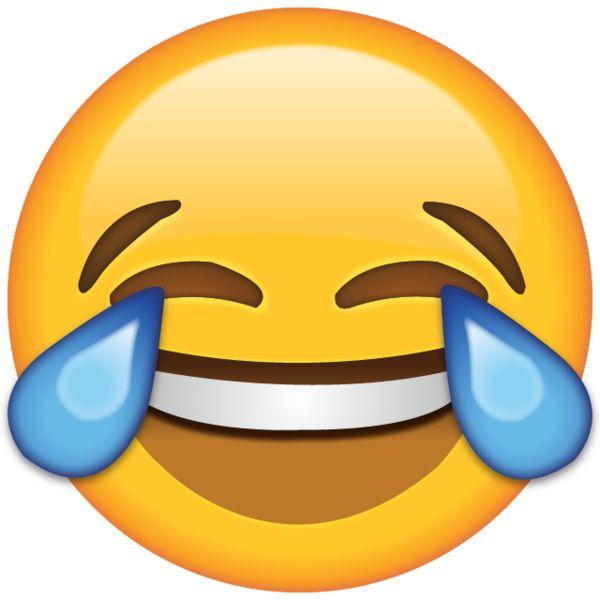 Laughing So Hard You Cry Emoji