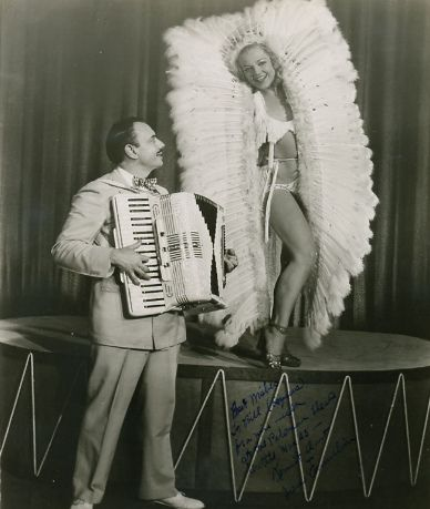 """Over the course of a couple of hours a vaudeville audience might encounter singers, comedians, musicians, dancers, trained animals, female impersonators, acrobats, magicians, hypnotists, jugglers, contortionists, mind-readers, and a wide variety of strange uncategorizable performers usually lumped into the category of """"nuts."""""""