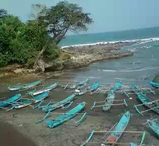Jayanti beach - indonesian