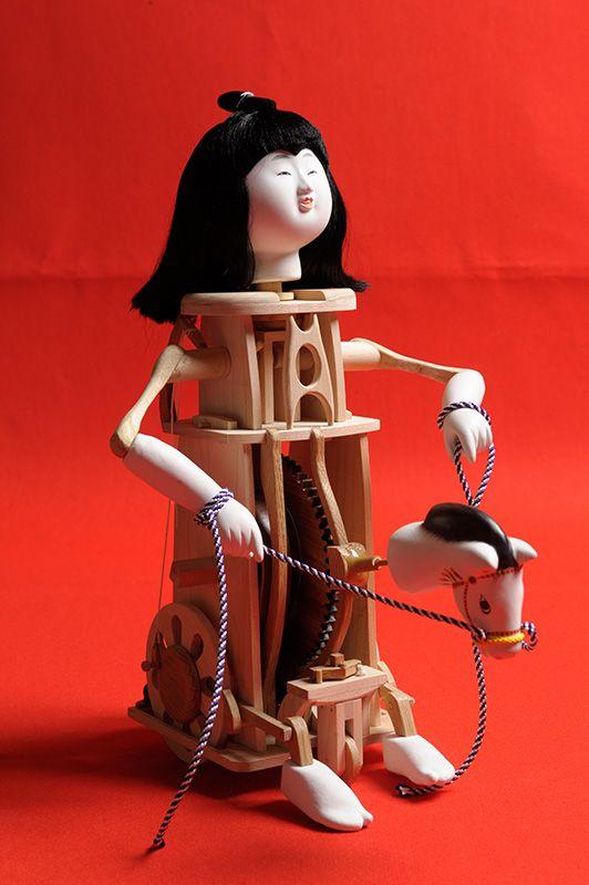 からくり人形に見る日本人とロボットの関わり | nippon.com
