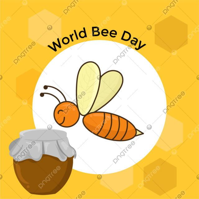 Desgin World Bee Day World Icons Bee Icons Day Icons Png And Vector With Transparent Background For Free Download Bee Icon World Icon Bee
