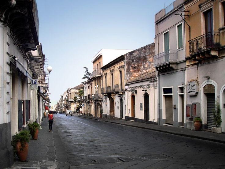 Corso Italia - Giarre