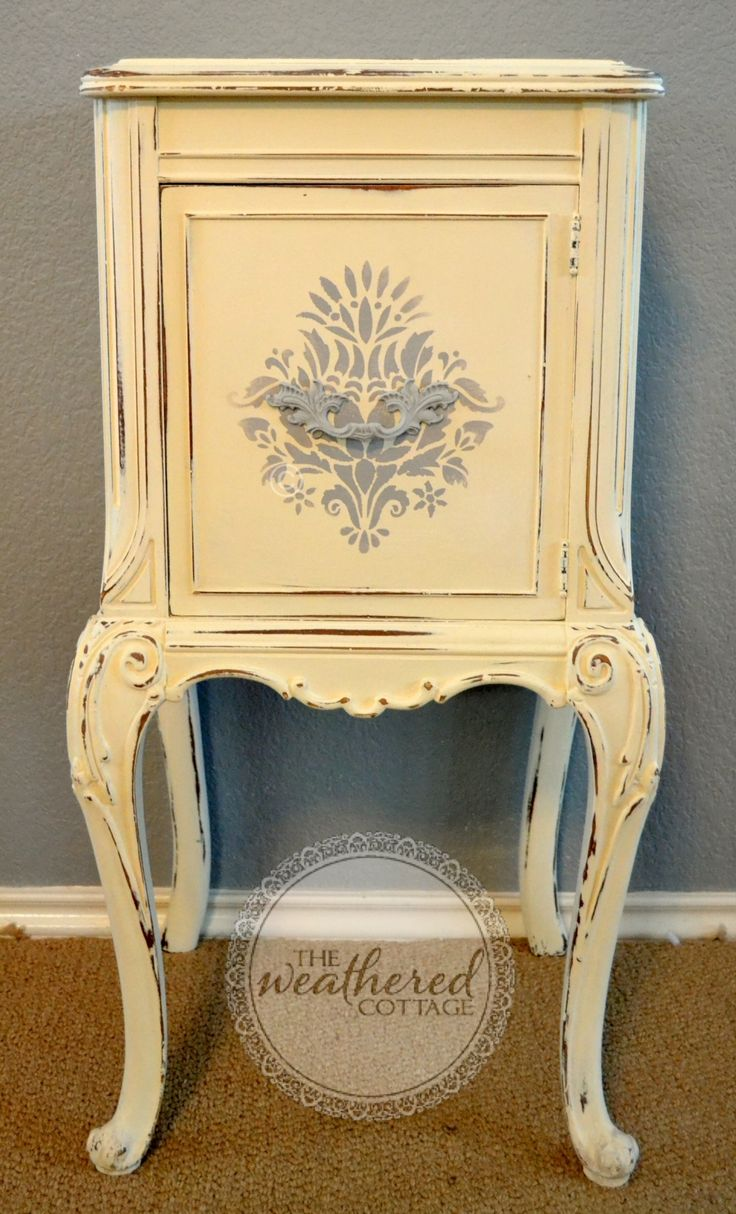 313 best painted french provincial furniture images on - Painted french provincial bedroom furniture ...