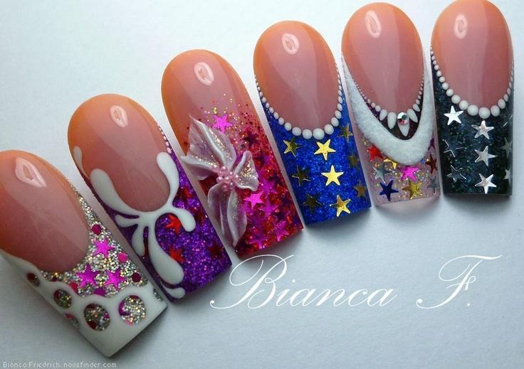 Bianca Friedrich nails (Nehty od Bianca Friedrich)