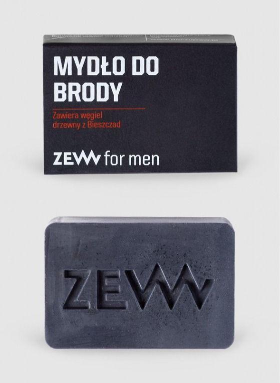 Mydło do brody ZEW for men