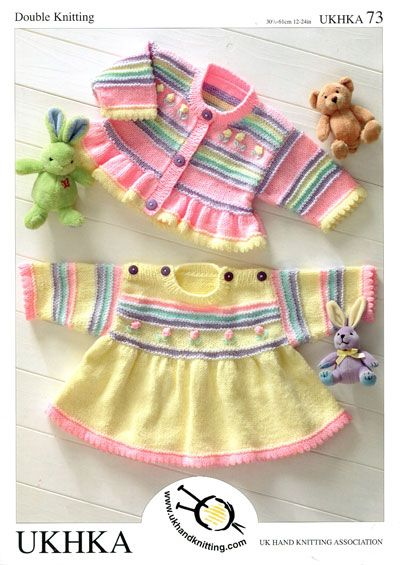 cute as baby knit sweater and dress