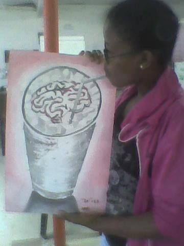Energy Drink by Thato Tea Tee Mazibuko