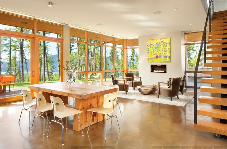 Beware of toxic buildup in your home. Image Via: CTA Architects Engineers
