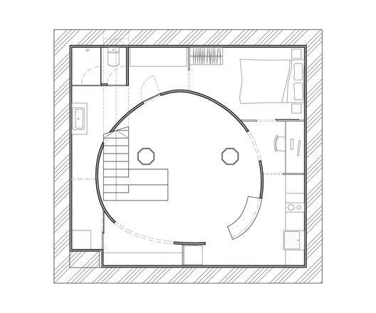 households Apartment Tibbaut / RAS Arquitectura