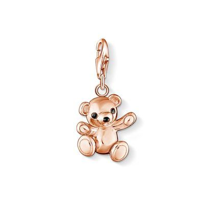 Charm Teddy bear – Topics – Women – THOMAS SABO