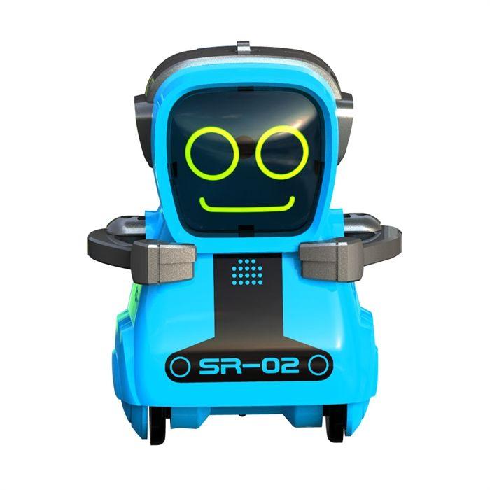 Silverlit Pokibot Robot Mavi