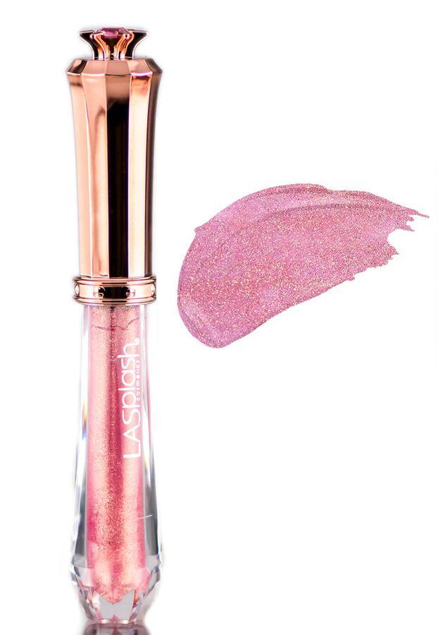 LA Splash Cosmetics Sinfully Angelic Diamond Lip Gloss