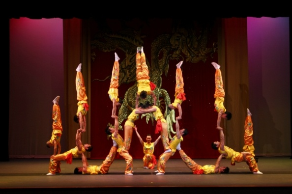Family Pack to San Diego Symphony Summer Pops Peking Acrobats