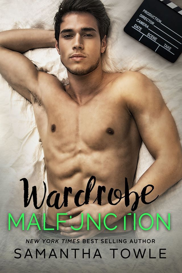 Wardrobe Malfunction by Samantha Towle –out Feb. 18, 2017 (click to preorder)
