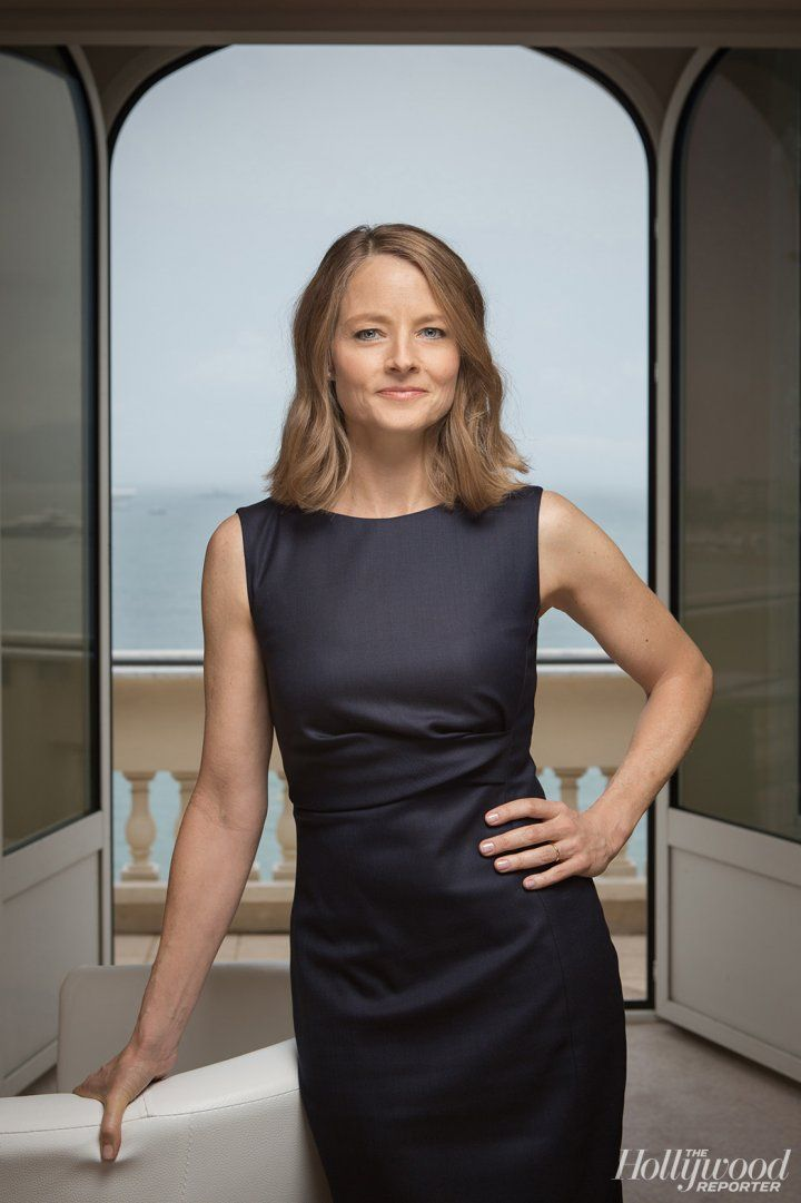 Jodie Foster, photographed for 'Money Monster'