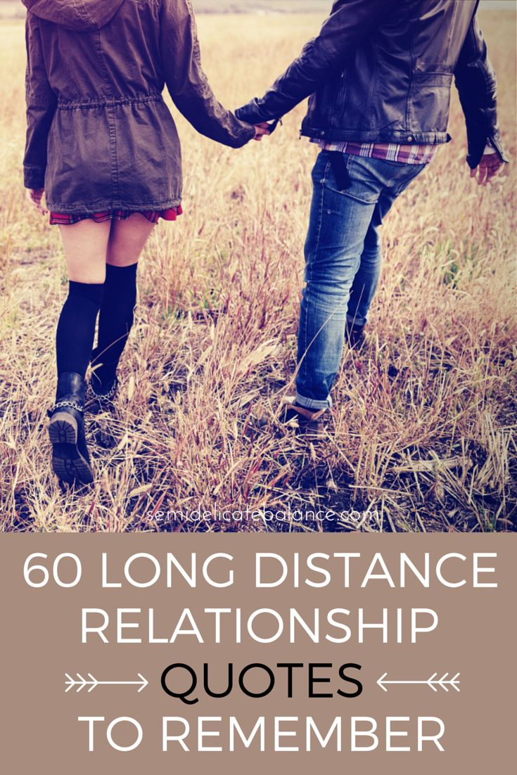 60 Long Distance Relationship Quotes to Remember ...