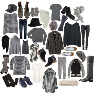 Wardrobe basics : Minimal + Classic   Basics for my ...