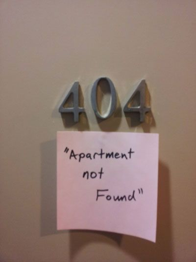 Whoever has a house/apartment number like this, you are so famous on internet!
