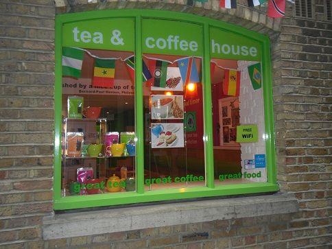 Teapod near London Tower, imbarazzo nella scelta di torte fatte in casa! #London #Londra